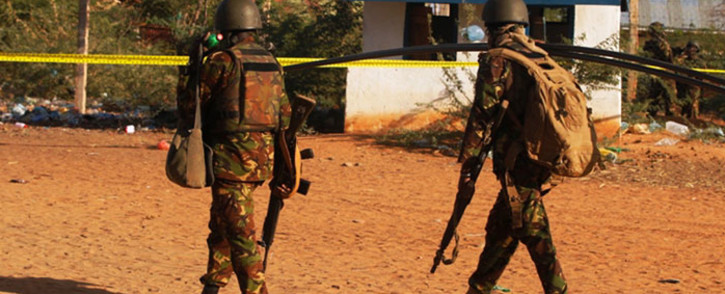 FILE: Kenya is still recovering from a major al Shabaab attack on its military base in Somalia last month, which left several soldiers dead. Picture: EPA/STR.