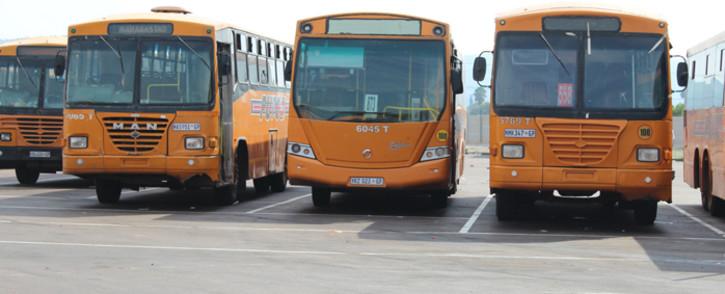FILE: Putco buses. Picture: Facebook.