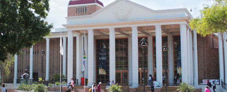 FILE: The main campus at the University of the Western Cape. Picture: Facebook.
