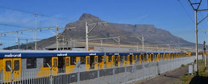 Metrorail Cape Town. Picture: EWN.