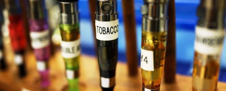 E-cigarettes. Picture: AFP