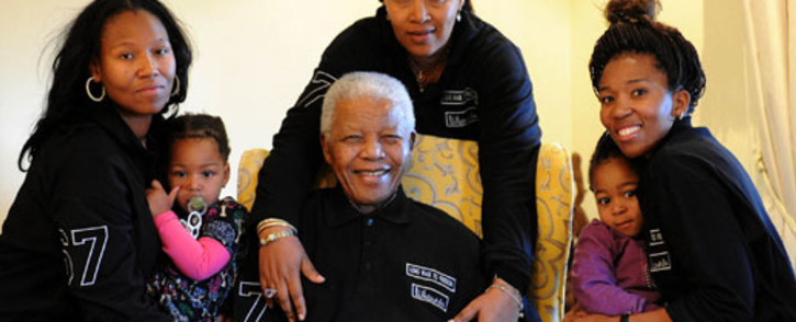 The Nelson Mandela Center of Memory will not be drawn on media reports that the former president is still very ill. Picture: Peter Morey/SAPA