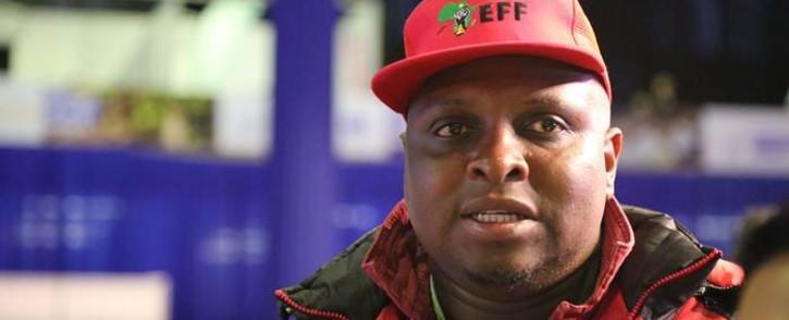 FILE: EFF deputy president Floyd Shivambu. Picture: Christa Eybers/EWN