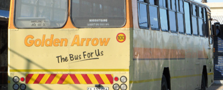 FILE: Golden Arrow Bus Service. Picture: Supplied.