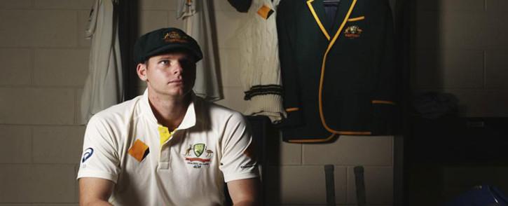 FILE: Steven Smith is Australia's new test captain. Picture: @CAComms via Twitter