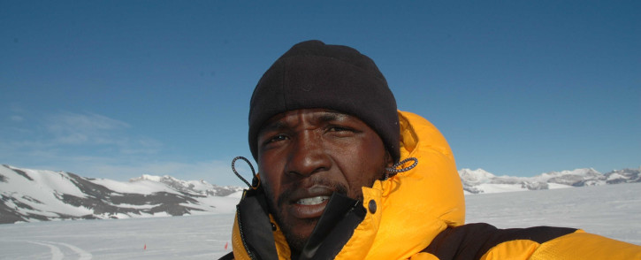 Mountaineer and adventurer Sibusiso Vilane. Picture: Supplied
