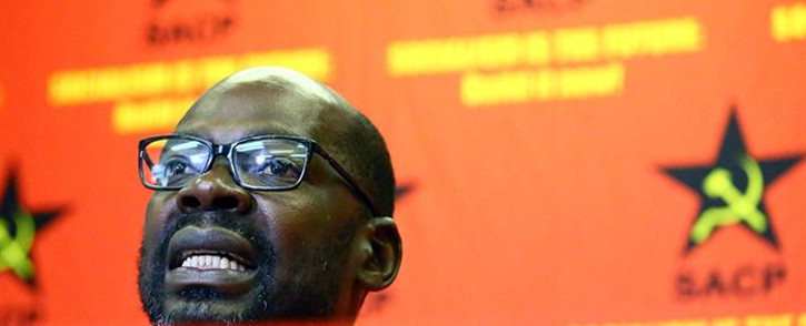 FILE: South African Communist Party's Solly Mapaila. Picture: Sethembiso Zulu/EWN