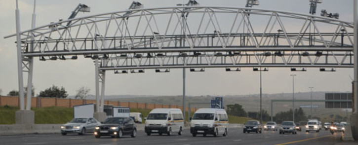 As Cosatu plans another drive-slow the Transport Department says many people have submitted commentary on e-tolling tariffs. Picture: Lesego Ngobeni/EWN.