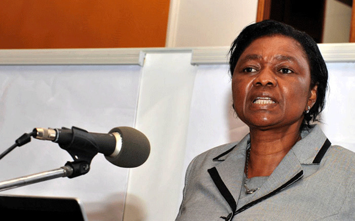 FILE: Late Deputy Minister Hlengiwe Mkhize. Picture: GCIS.