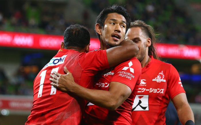 New Zealand's Hurricanes recovered their puff after a shaky start to floor the Sunwolves in a frenetic Super Rugby clash. Picture: @SuperRugby/Twitter.