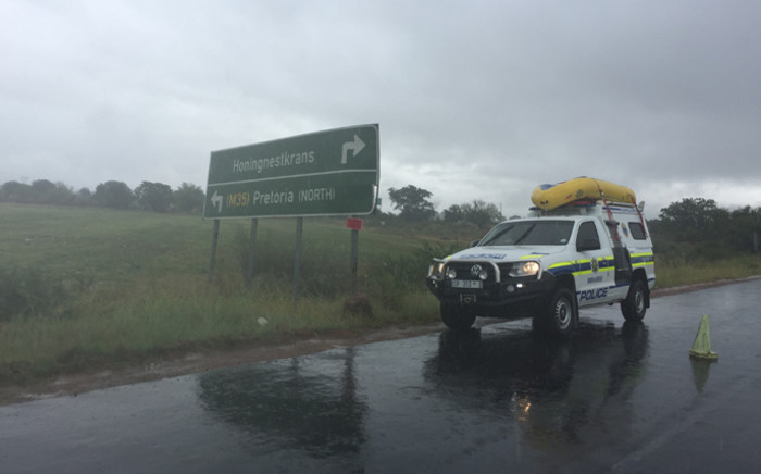 Rescue teams and police have been deployed across Gauteng in places where there has been some considerable damage caused by heavy rains. Picture: Christa Eybers/EWN.