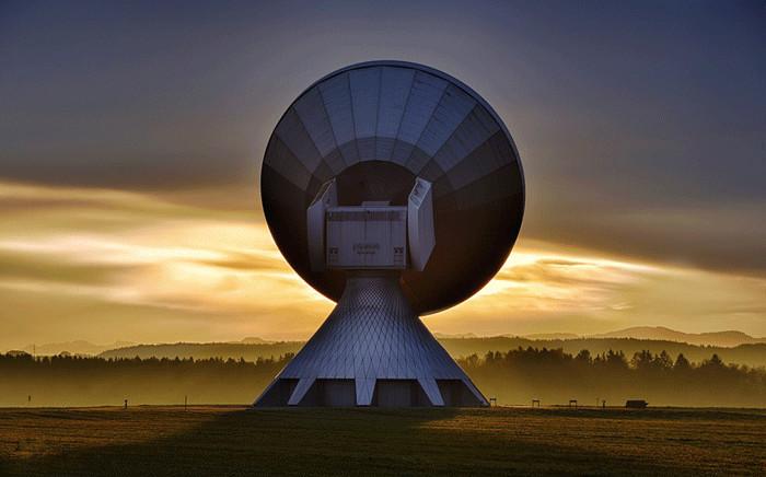FILE: A satellite dish. Picture: Pixabay.com