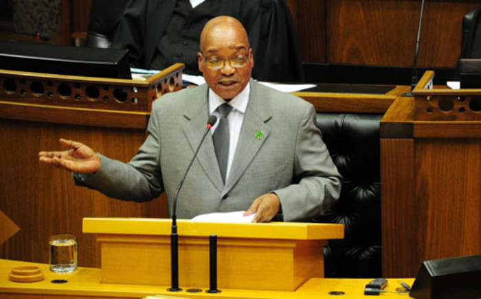 Cosatu wants President Jacob Zuma's SoNA to provide clarity on how government will help firms employ young people. Picture: GCIS