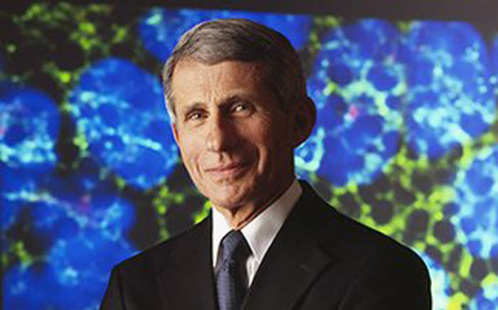 Anthony Fauci, director of the US National Institute of Allergy and Infectious Diseases. Picture: www.niaid.nih.gov