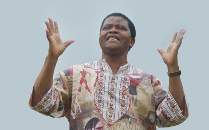 Ladysmith Black Mambazo founder Joseph Shabalala. Picture: @therealmambazo/Twitter