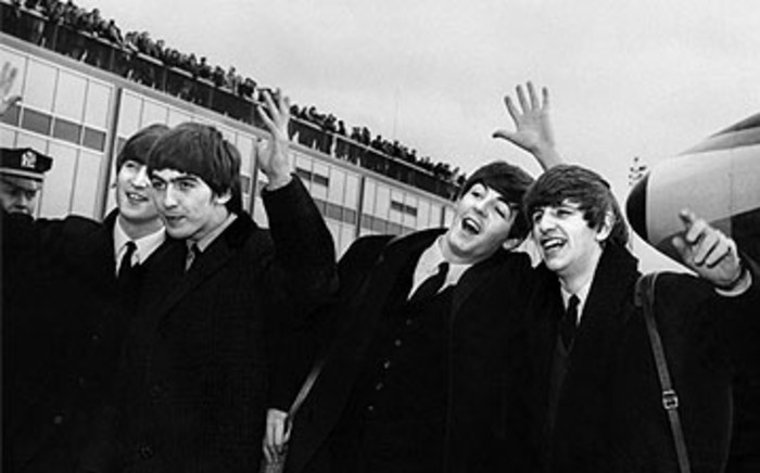 The Beatles. Picture: AFP