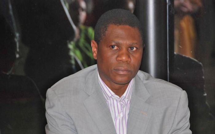 FILE: Newly appointed Gauteng Human Settlements MEC Paul Mashatile. Picture: Facebook.