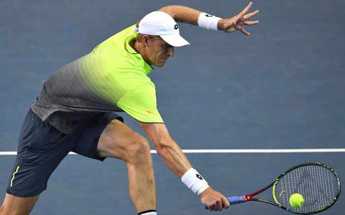 South African tennis player Kevin Anderson. Picture: @KAndersonATP/Twitter