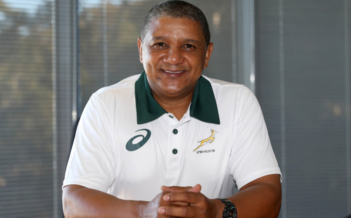 Allister Coetzee has been named the new Springboks coach. Picture: Saru.