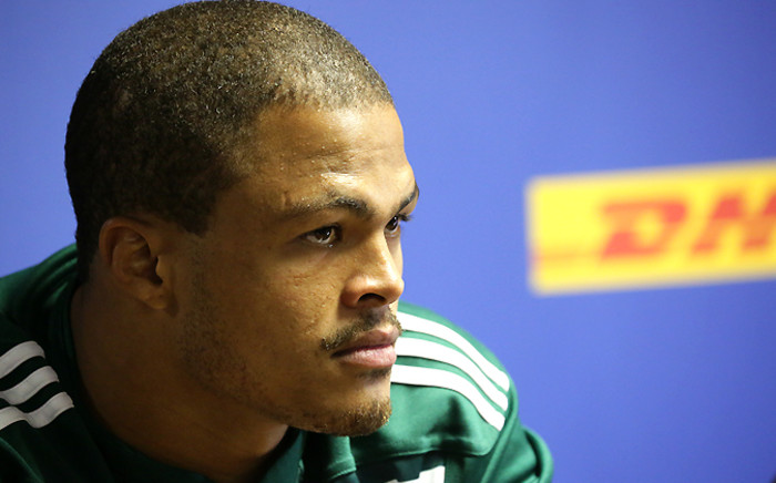 Western Province Captain Juan de Jongh addresses the media on 23 October 2014 ahead of the team's Currie Cup final game against the Golden Lions at Newlands. Picture: Aletta Gardner/EWN