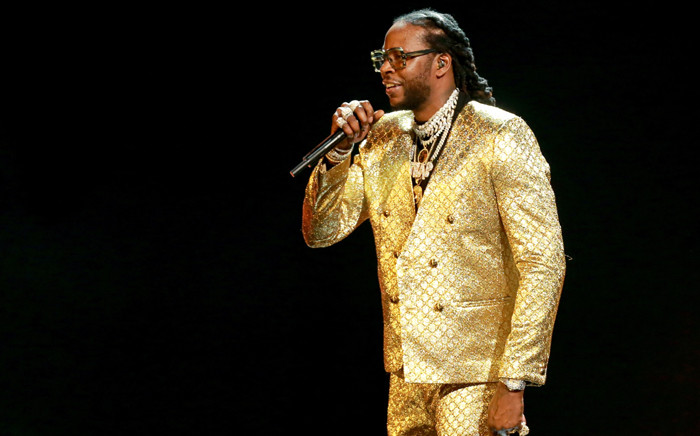 2 Chainz performs onstage at the 2018 BET Awards at Microsoft Theater on 24 June 2018 in Los Angeles, California. Picture: AFP.