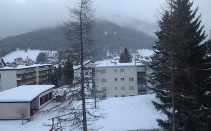 Davos in Switzerland. Picture: Stephen Grootes/EWN