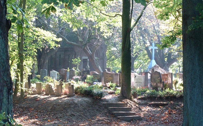 Graveyard. Picture: pixabay.com