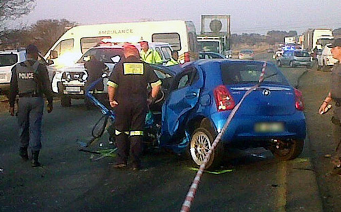 At least 13 people have lost their lives on the country's roads this weekend. Picture: EWN