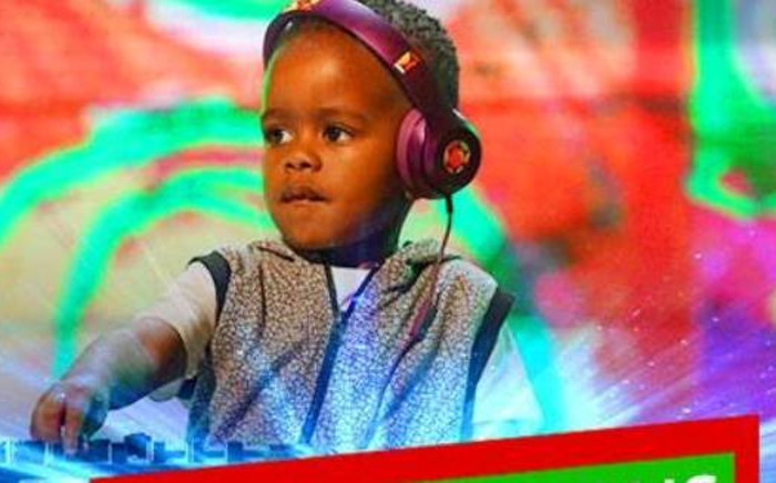 DJ Arch Jnr is the youngest contestant to win 'South Africa's Got Talent'. Picture: SA's Got Talent Facebook page.