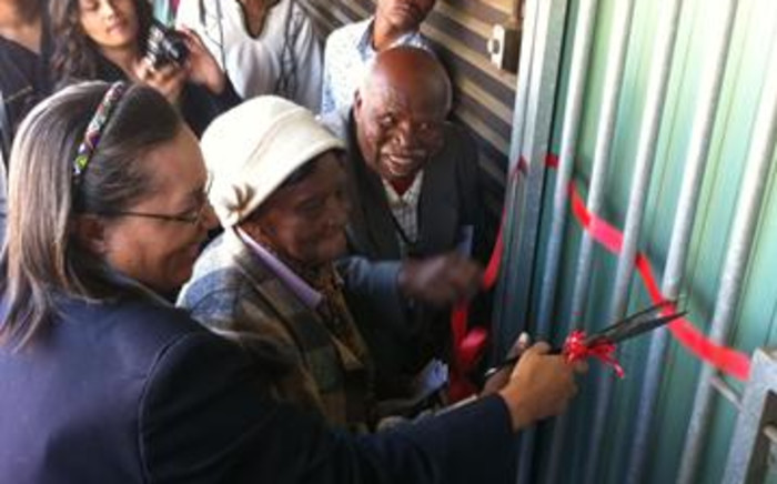Cape Town mayor Patricia de Lille at the official opening of the Langa Museum. Picture: Nathan Adams/EWN