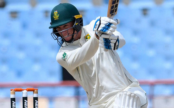 Rassie van der Dussen in action for South Africa. Picture: @OfficialCSA/Twitter