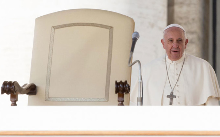 Pope Francis. Picture: EPA.