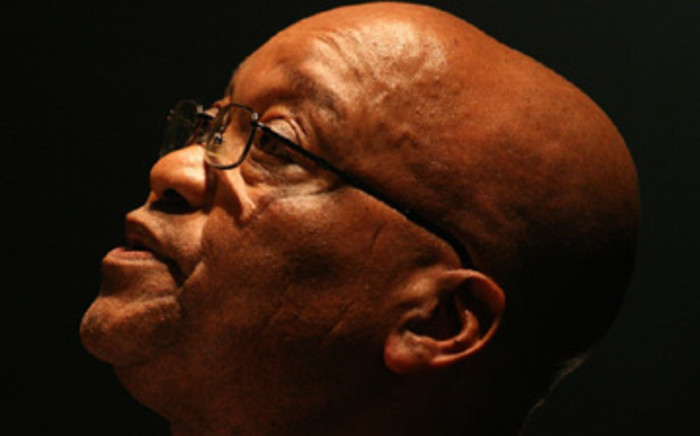 ANC president Jacob Zuma. Picture: Taurai Maduna/Eyewitness News