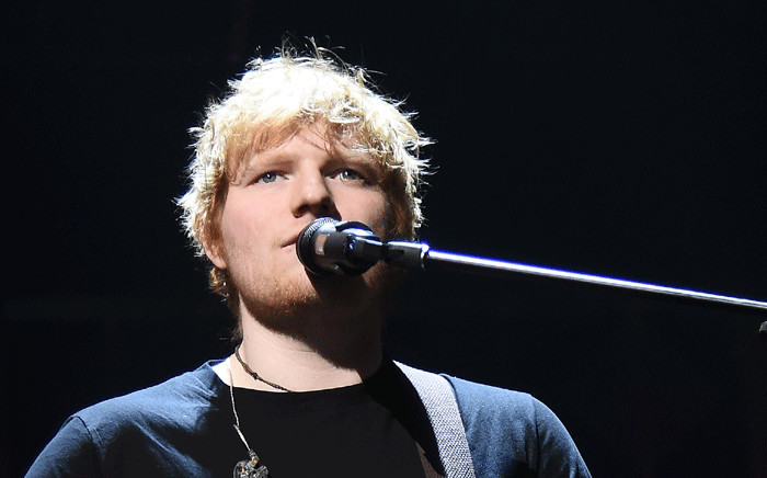 FILE: Ed Sheeran performs at Z100's Jingle Ball 2017 on 8 December 2017 in New York City. Picture: AFP.