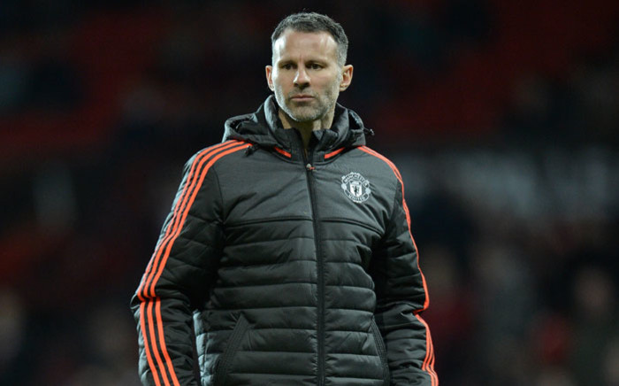 Former Manchester United player Ryan Giggs. Picture: AFP