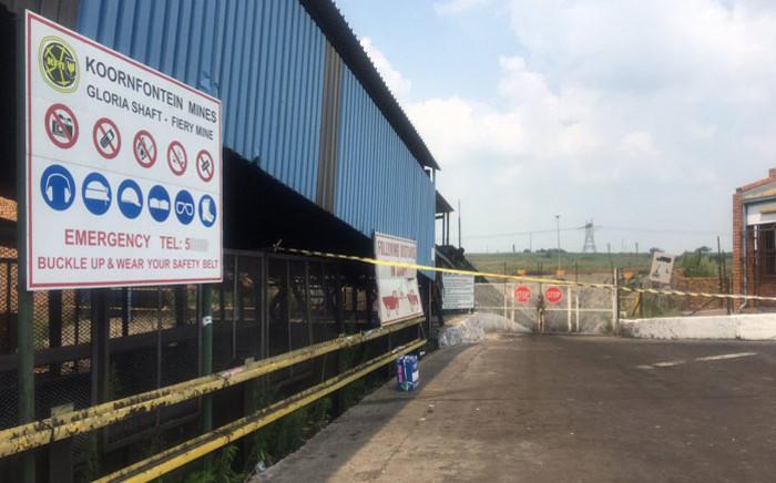 The Gloria Coal Mine in Mpumalanga. Picture: Sifiso Zulu/EWN