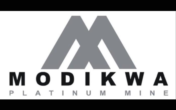 FILE: Modikwa Platinum Mine logo. Picture: Modikwa Platinum Mine/Facebook.