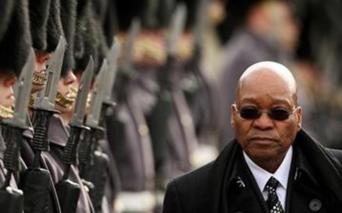 FILE:  Former President Jacob Zuma. Picture: AFP