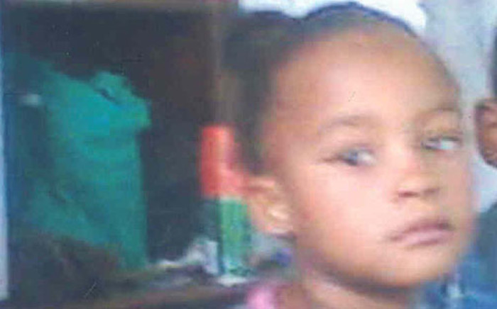 """Zeta Adams was last seen on 6 March 2013 from her home. She was found a day later in her neighbour Desmond Wolmarans' home in Tafelsig, Mitchells Plain. Picture: Supplied"""""""