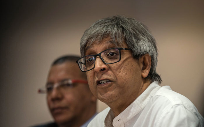 Wits Vice-Chancellor Adam Habib. Picture: AFP