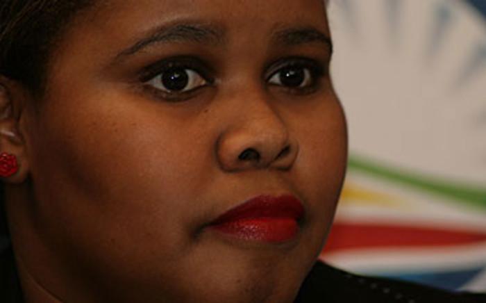 DA Parliamentary Leader Lindiwe Mazibuko. Picture: Aletta Gardner/EWN.