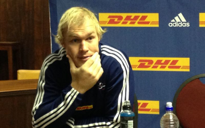Flanker Schalk Burger will return to the rugby field after a year long absence. Pic: EWN