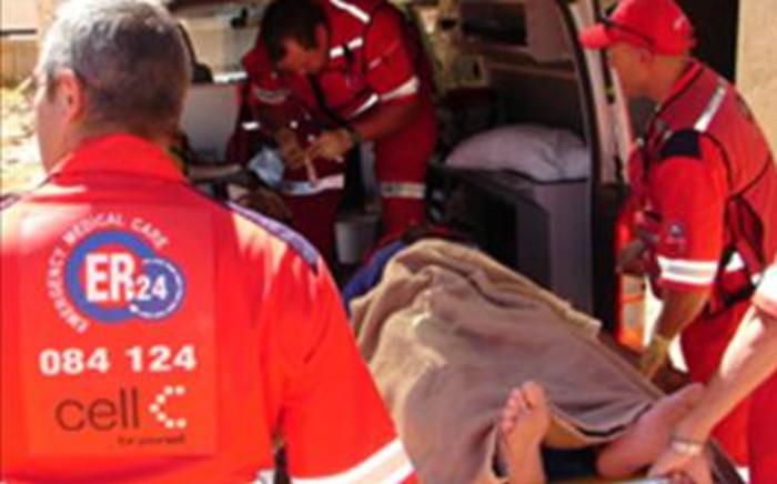 File: ER24 Emergency Medical Care. Picture: www.er24.co.za