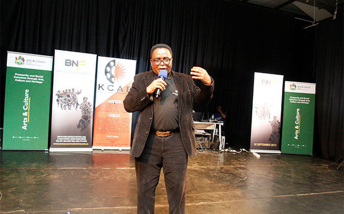 Veteran broadcaster Welcome 'Bhodloza' Nzimande. Picture: Bhodloza Nzimande Foundation