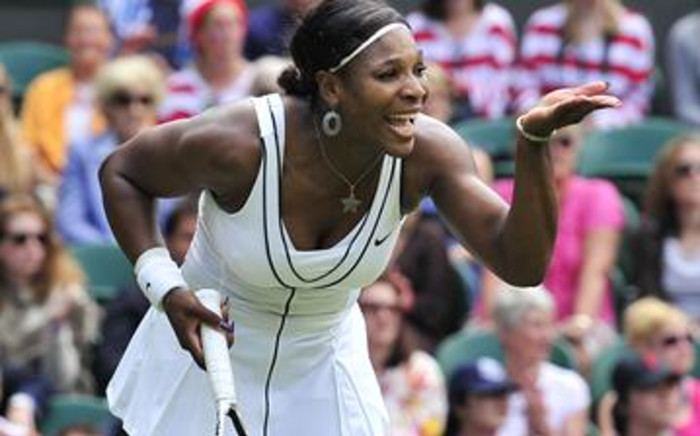 US tennis player Serena Williams. Picture: AFP