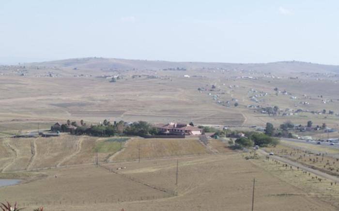 Madiba's Qunu home. Picture:Renée de Villiers/EWN