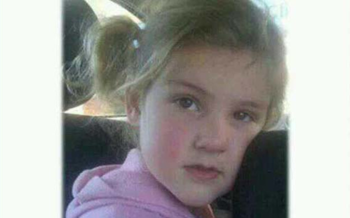 A four-year-old girl has been found raped and murdered in Brakpan. Picture: Supplied.