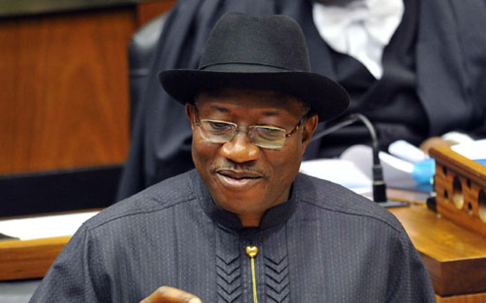 Nigerian president Goodluck Jonathan who has condemned an attack on scholars in north-east Nigeria. Picture: GCIS.