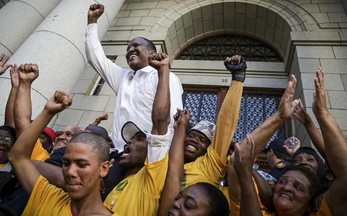Andile Lili who was handed a suspended sentence will continue serving as ANC's executive member in WC.