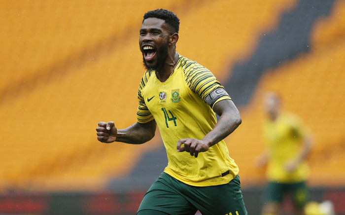 FILE: South Africa defender Thulani Hlatswayo. Picture: AFP